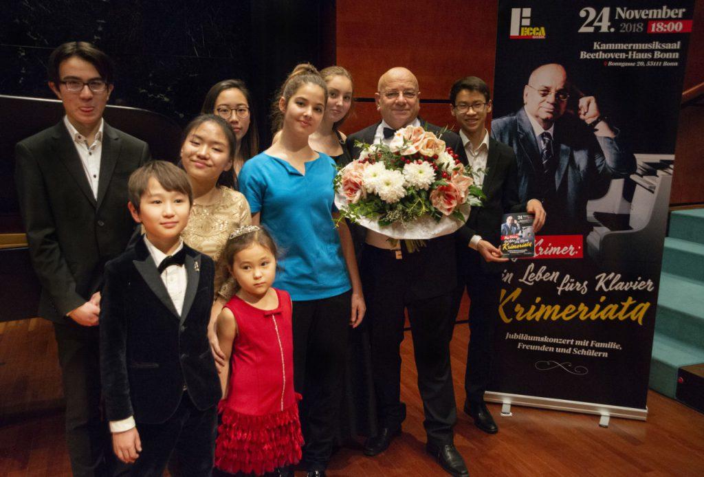 Oleg Krimer: Ein Leben fürs Klavier