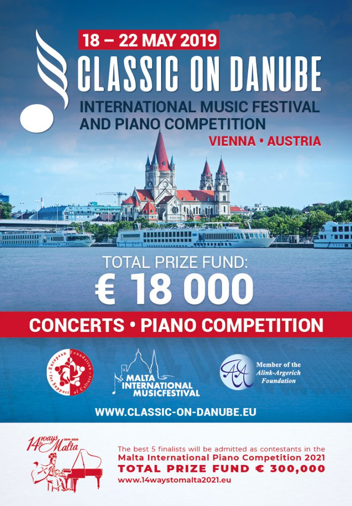 """Classic on Danube"" International Music Festival and Piano Competition"